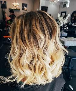 Coiffure Blonde Mi Long : coiffure meche blonde mi long le7emecontinent ~ Melissatoandfro.com Idées de Décoration