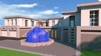 minecraft the modern house by popliop on deviantart