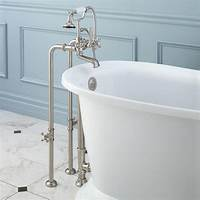 freestanding tub faucets Freestanding Telephone Tub Faucet, Supplies, Valves and ...