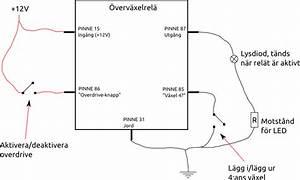 Problem Med  U00f6verv U00e4xel  Elfel  F U00f6rdelarlock Volvo 244