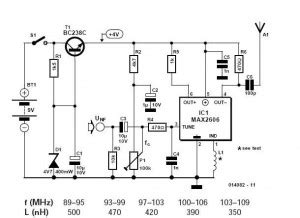 Best Transmitter Circuits Signal Processing