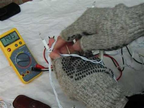 how to repair christmas lights how to repair icicle lights youtube