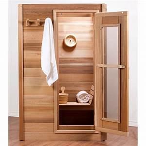 1 Mann Sauna : dundalk 2 person indoor steam sauna home dreams ~ Articles-book.com Haus und Dekorationen