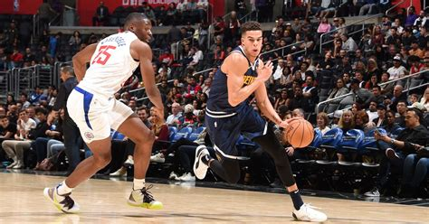 clippers  nuggets preview clippers face major test