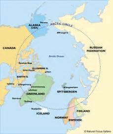 Arctic Circle Alaska Maps