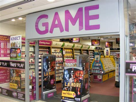Game  Belfry Shopping Centre