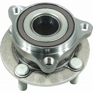 Front Wheel Bearing Hub Assembly For Mazda 2 Dj Dl 2014
