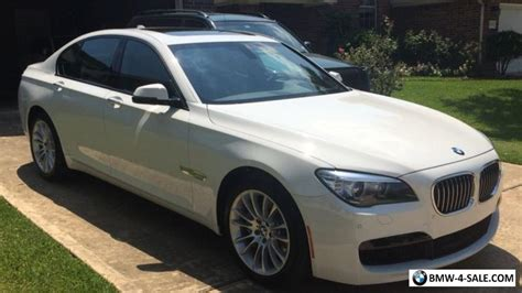 2015 Bmw 7-series For Sale In United States