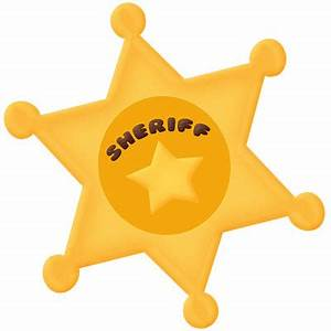 Sheriff Badge Cutting Files [Sheriff Badge Cutting Files ...