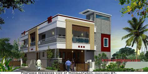 independent house exterior designs  koyambedu chennai