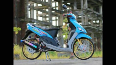 Modifikasi Mio Thailook by Modifikasi Mio Mio Thailook