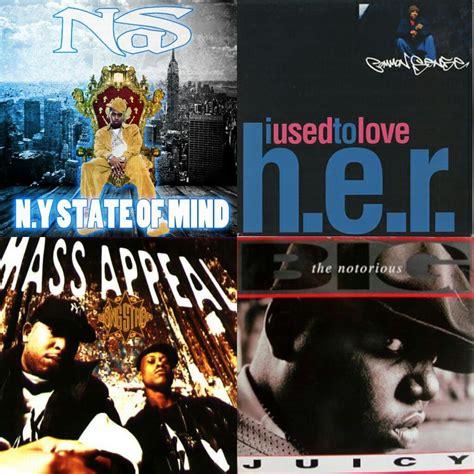 Best Rap Songs by Top 40 Hip Hop Songs 1994 Hip Hop Golden Age