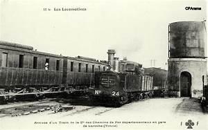 Train à L Arrivée : cartes postales rares l de la collection f fleury trains cartes postales anciennes sur ~ Medecine-chirurgie-esthetiques.com Avis de Voitures