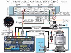 Subaru Forester 2008 User Wiring Diagram