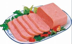 China Canned Pork Luncheon Meat - China Canned Meat