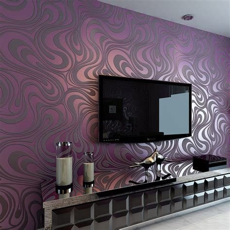 hanmero modern minimalist abstract curves glitter
