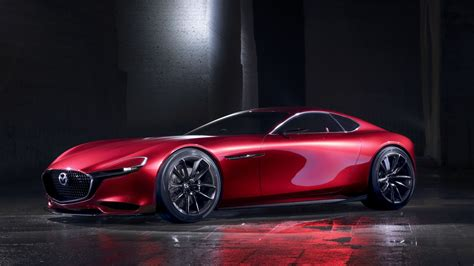 mazda rx vision awarded most beautiful concept title autobuzz my