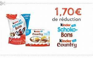 Bon De Reduction Lustucru : bons de r duction produits kinder ~ Maxctalentgroup.com Avis de Voitures