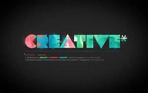 Creative Wallpa... Creative