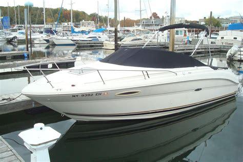 Weekender Boat by 2003 Sea 225 Weekender Power Boat For Sale Www