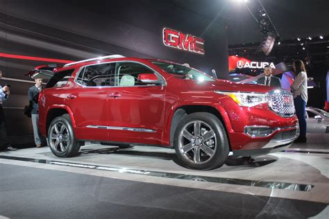 Chevy Acadia 2017 by 2017 Gmc Acadia Preview