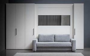 flou novita 2017 With wall bed with sofa india