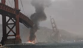 Risultato immagine per san francisco golden gate disaster movie