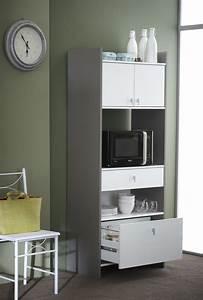 Meuble De Rangement Cuisine : meuble de rangement cuisine cdiscount id es de d coration int rieure french decor ~ Teatrodelosmanantiales.com Idées de Décoration
