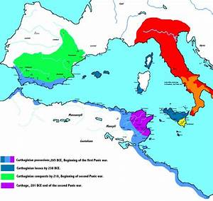 Carthaginian Empire: The Phoenician city-state of Carthage