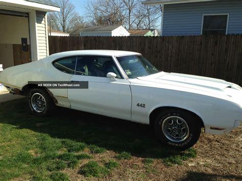 1971 Oldsmobile 442 Base 7 5l