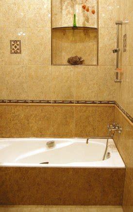 tile ideas   fiberglass bathtub insert ehow