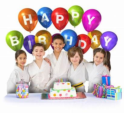 Birthday Party Parties Karate Martial Arts Child