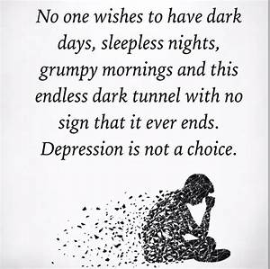 Powerful Depres... Endless Feelings Quotes