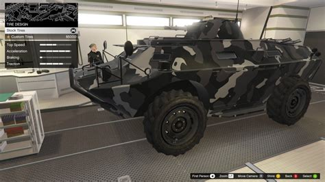 Gta Online New Apc Customization And Blowing Sh*t Up