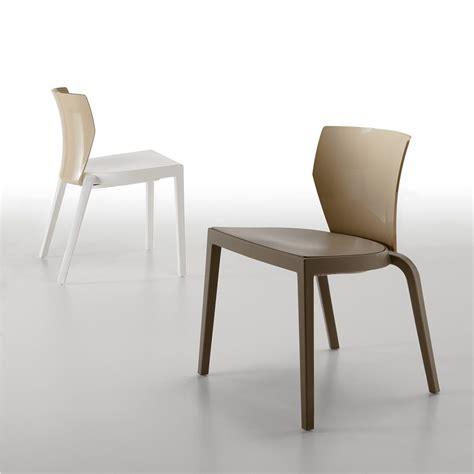 sedie in policarbonato bi per bar e ristoranti sedia impilabile in