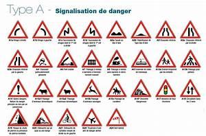 Panneau De Signalisation Code De La Route : panneaux de signalisation routi re de danger type a en 500mm signal tique ~ Medecine-chirurgie-esthetiques.com Avis de Voitures