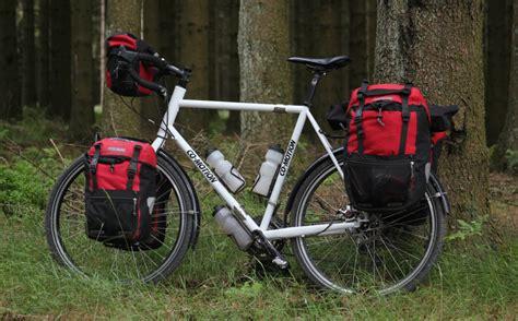 The Dark Knight Of Bike Travel - Bicycle Touring Pro