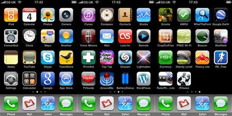 apps for iphone my iphone apps collection so far