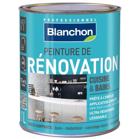 peinture cuisine salle de bain peinture r 233 novation cuisine salle de bain 1l noir manubricole