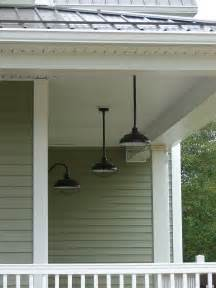 Barn Lights Ideal Setting Hanging Front Porch Light Fixtures