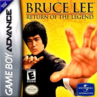 Bruce Lee Return Of The Legend Wikipedia