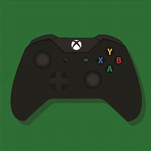 14 Xbox Controller Icon Vector Simple Images - Xbox 360 ...