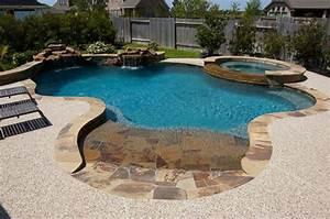 beach entries pool designs patios pinterest With beach entry swimming pool designs