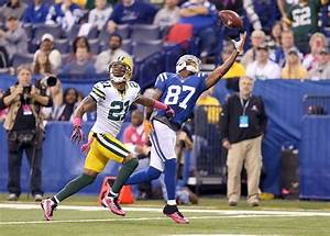 Reggie Wayne Pictures Green Bay Packers V Indianapolis
