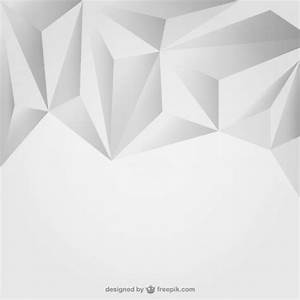 Grey triangles background Vector | Free Download