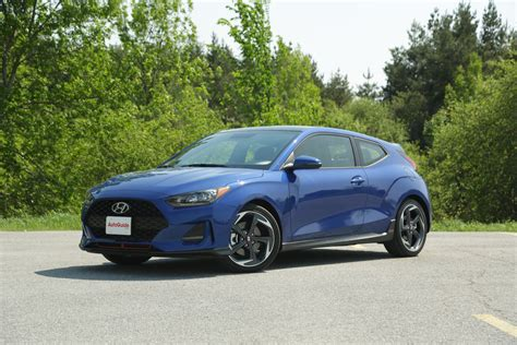 2019 Hyundai Veloster by 2019 Hyundai Veloster Review Autoguide