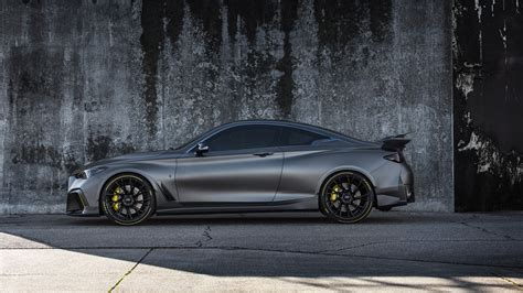 infiniti  project black  prototype wallpapers