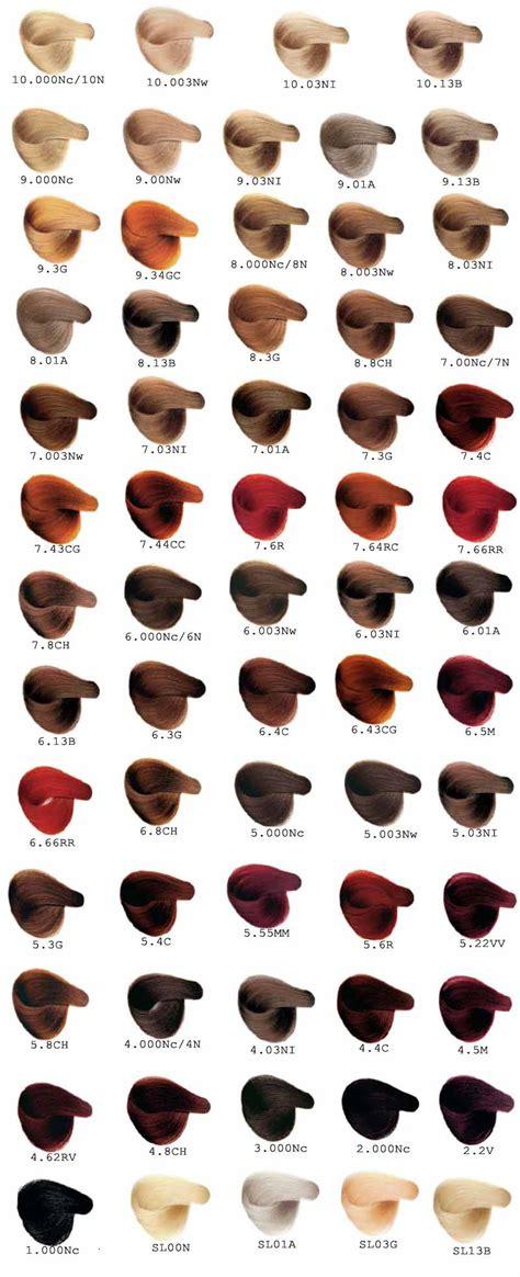 rusk hair color chart color 171 nikol bowers hair