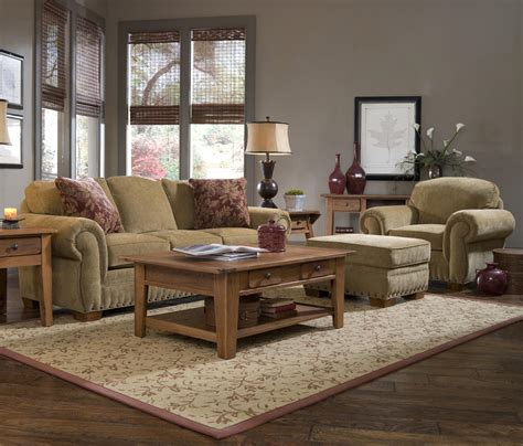 Broyhill Cambridge 5054 Sofa Collection by Broyhill Furniture Cambridge Stationary Living Room