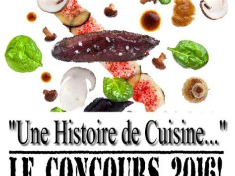 cuisine histoire recettes de concours de une histoire de cuisine
